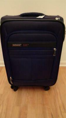 21 inch dkx rolling wheeled luggage scoping