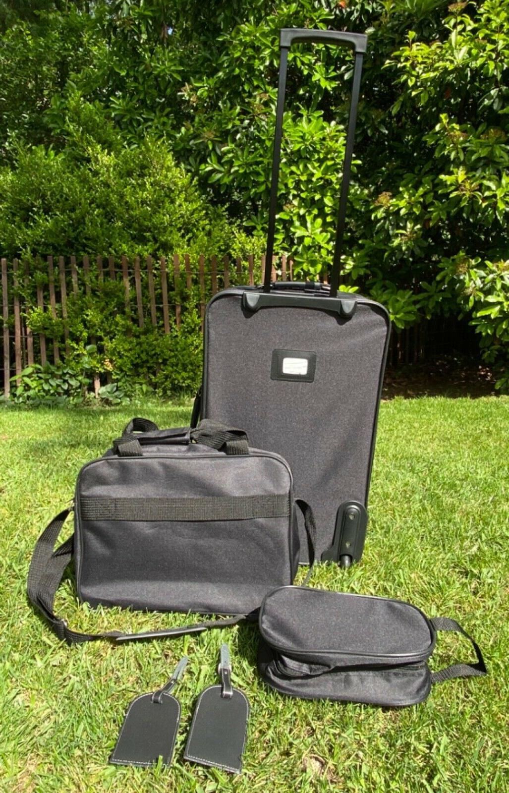 PremiumBag set w/matching dop kit