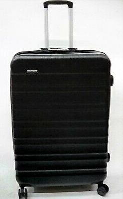 """AmazonBasics 24"""" Premium Hardside Spinner Suitcase Luggage i"""