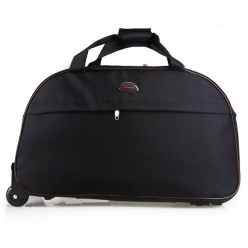 """24"""" Wheeled Rolling On Suitcase w/ Luggage"""