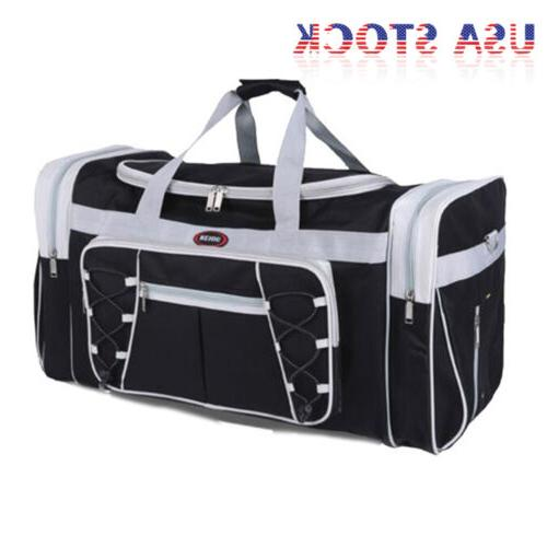 """26"""" Large Duffle Bag Carry-on Overnight GYM"""