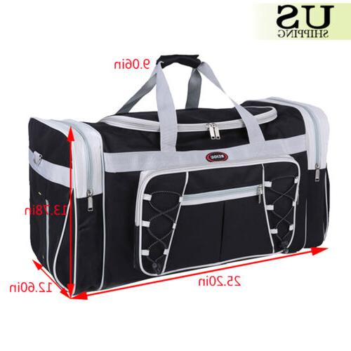 """26"""" Travel Gym Duffle Carry Luggage"""