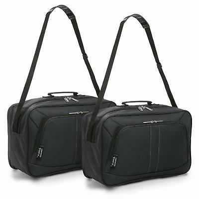 2PCS 16-inch Aerolite Carry On Hand Luggage Flight Duffle Pe