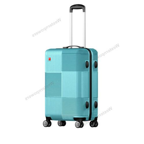 3-Piece Hardside Luggage Set with Spinner Lightweight 20'' 28''
