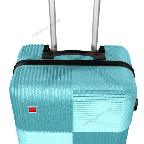 3-Piece Luggage with Spinner 20''
