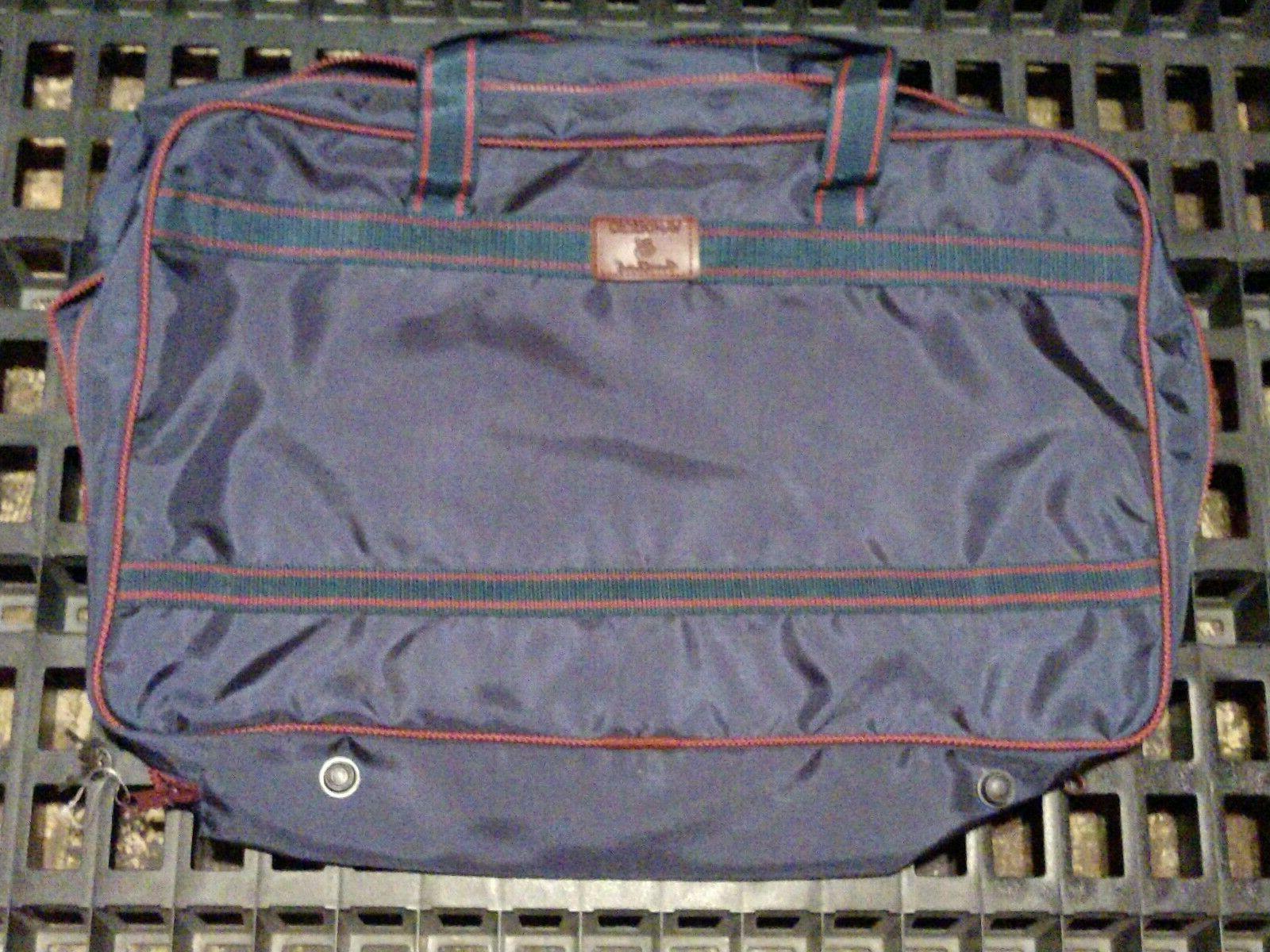 Gloria Lightweight Luggage Set NOS Lock