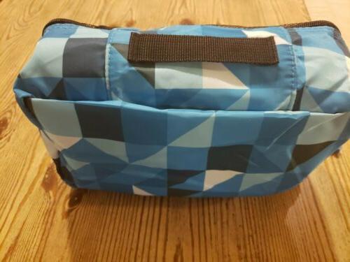 4 set packing cubes travel luggage packing