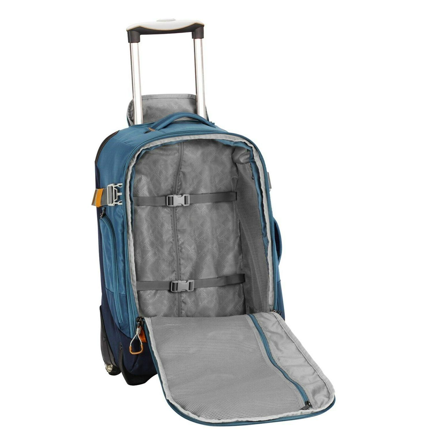 """40% NEW EAGLE CREEK 20"""" CARRY-ON BLUE"""