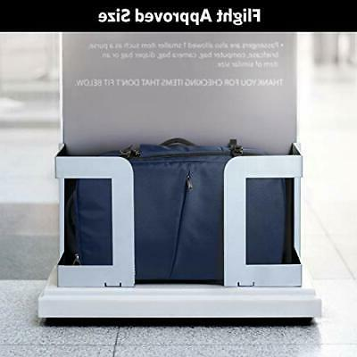 Inateck 40L Carry-On Luggage Anti-Theft