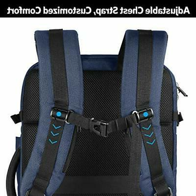 Inateck 40L Luggage Backpack Flight Anti-Theft