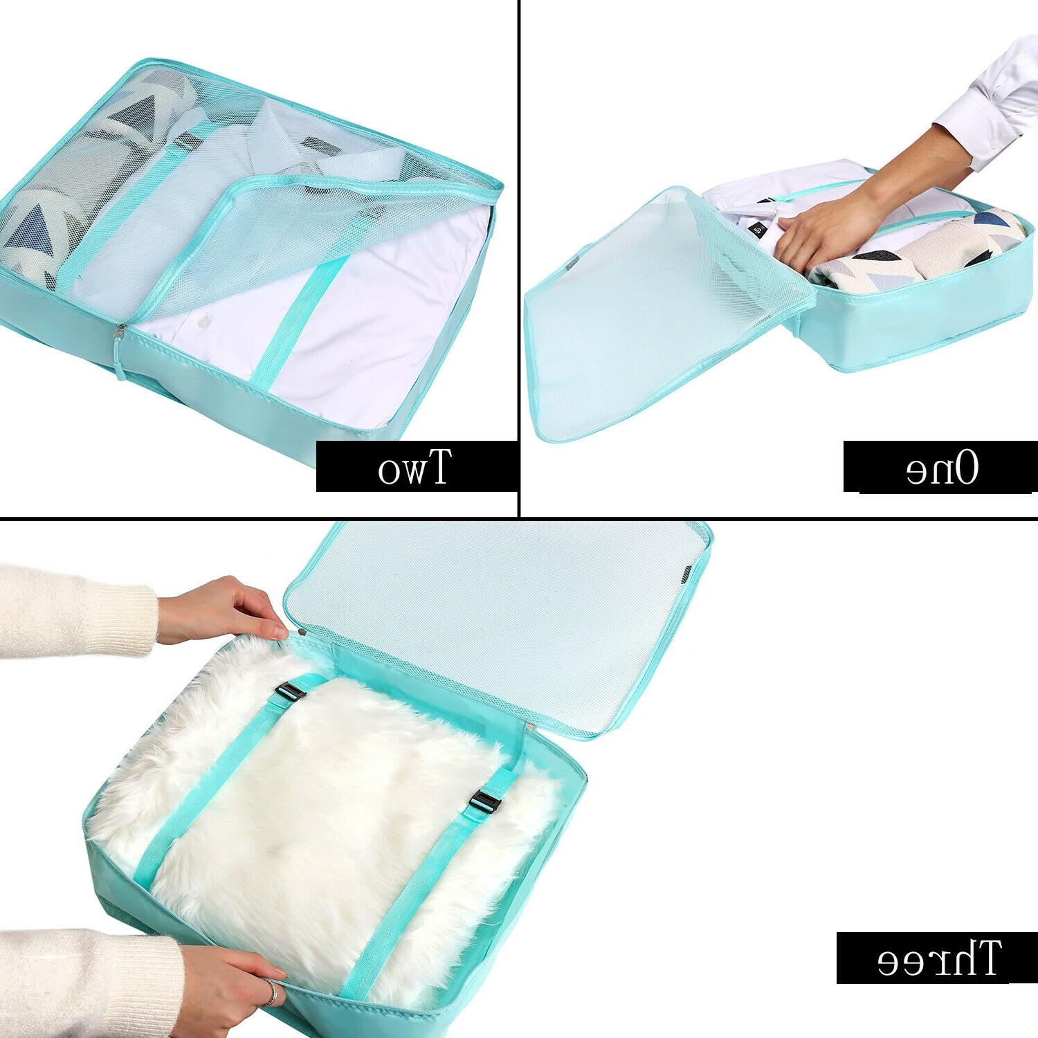 BAGAIL Luggage Packing Storage for