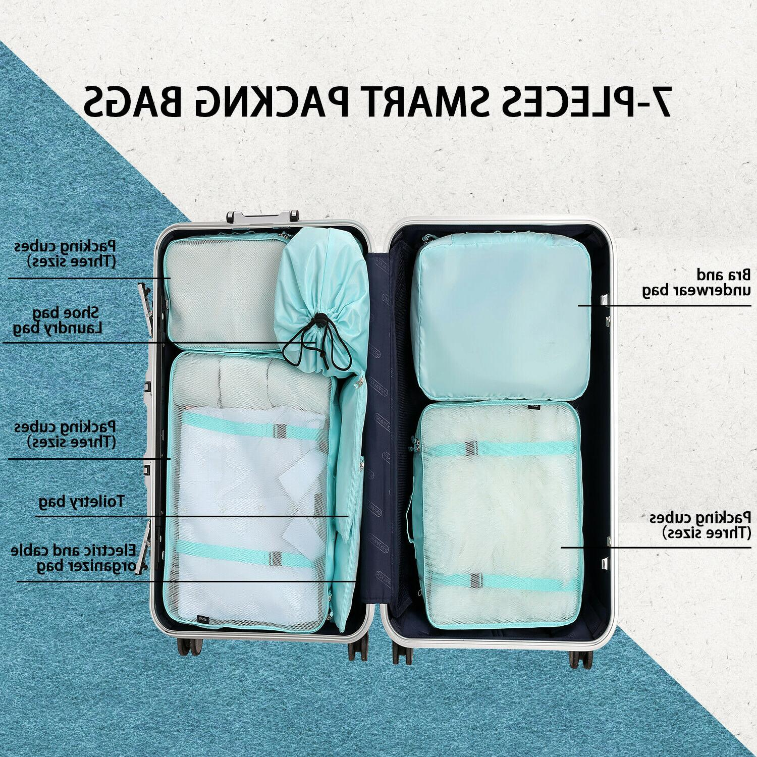 BAGAIL Packing for Travel
