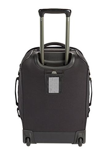 Eagle Expanse Carry-on 22 Luggage, Black