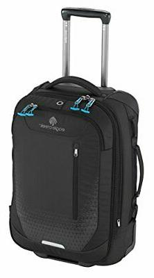 Eagle Creek Expanse Carry-on 22 Inch Luggage, Black