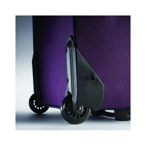 Luggage For With Purple Suitcase Duffel