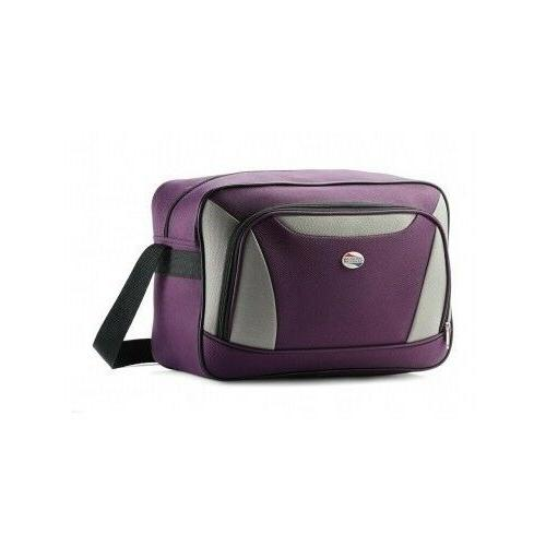 Luggage Sets With Purple Suitcase Carry Duffel