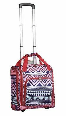 Airline Approved Underseat Carry On Personal Item Tote Bag S