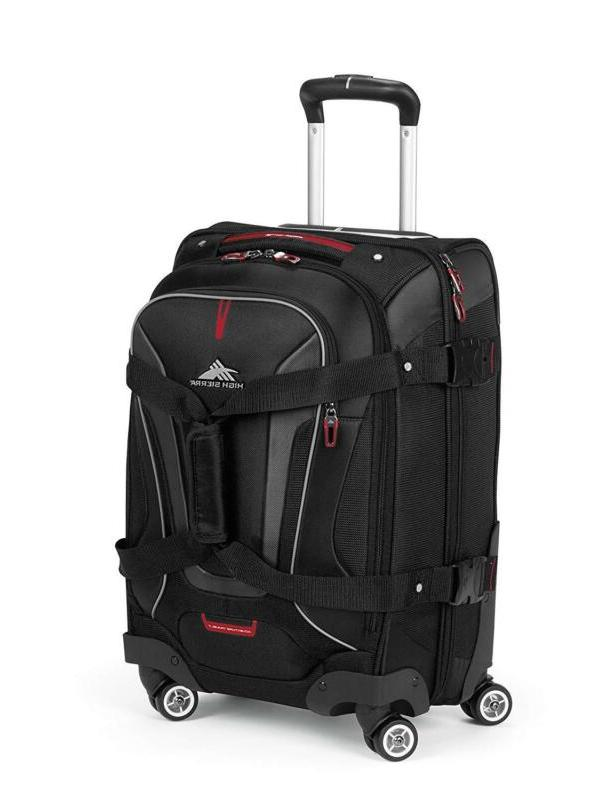 High Sierra At7 22 Inch Spinner Luggage