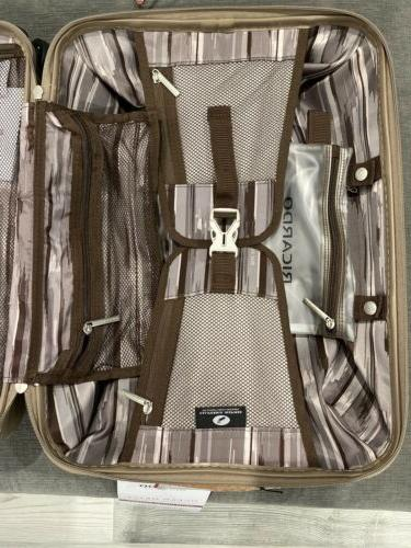 Ricardo Beverly Luggage, Luxury Ocean Drive 19 Inch