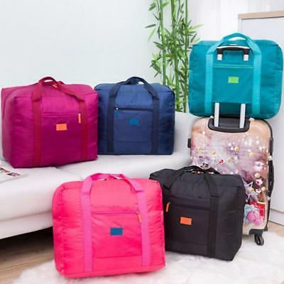 big foldable travel storage luggage carry on