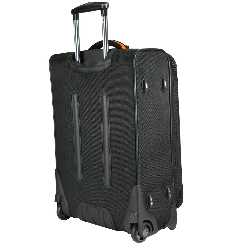 "Birmingham 3pc 25"" 29"" Ballistic Luggage"