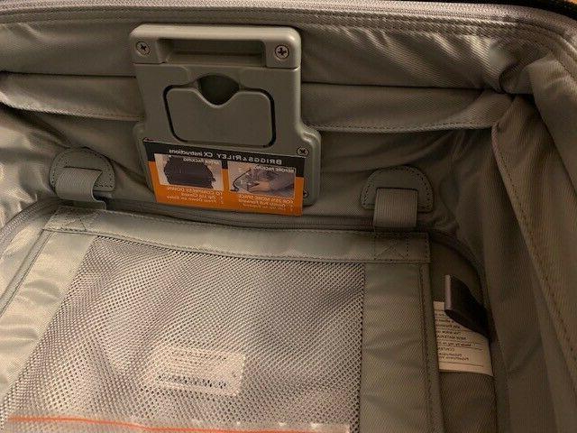 """Briggs & Baseline 22"""" Wheel Suitcase"""