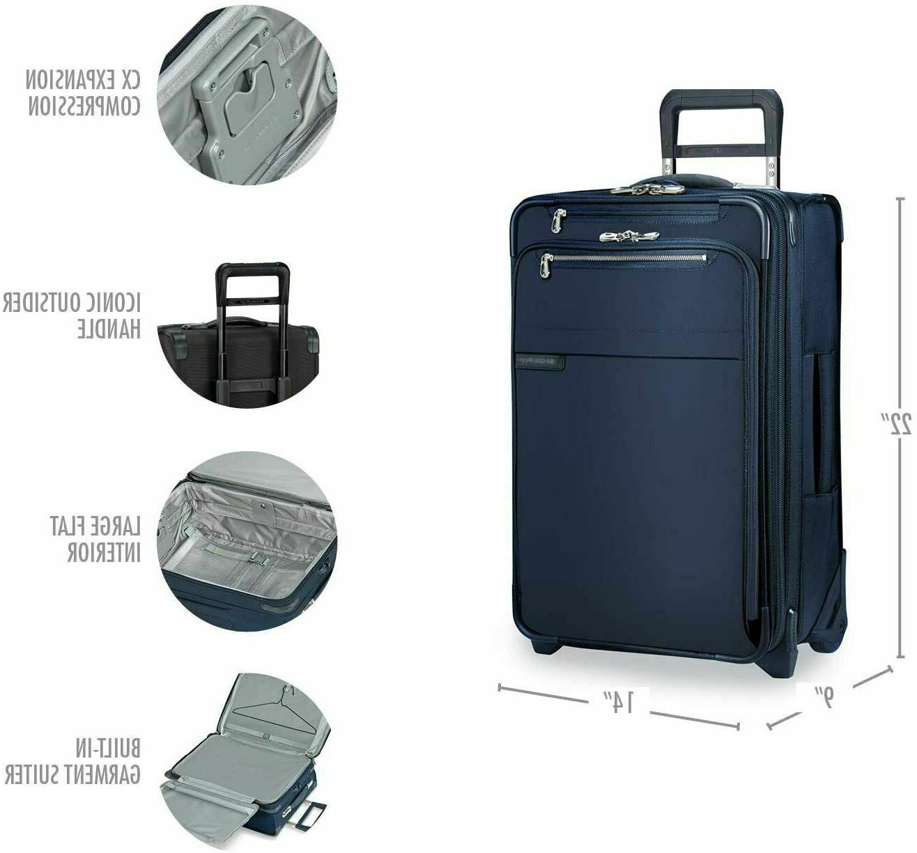 briggs and riley baseline 22 expandable carry