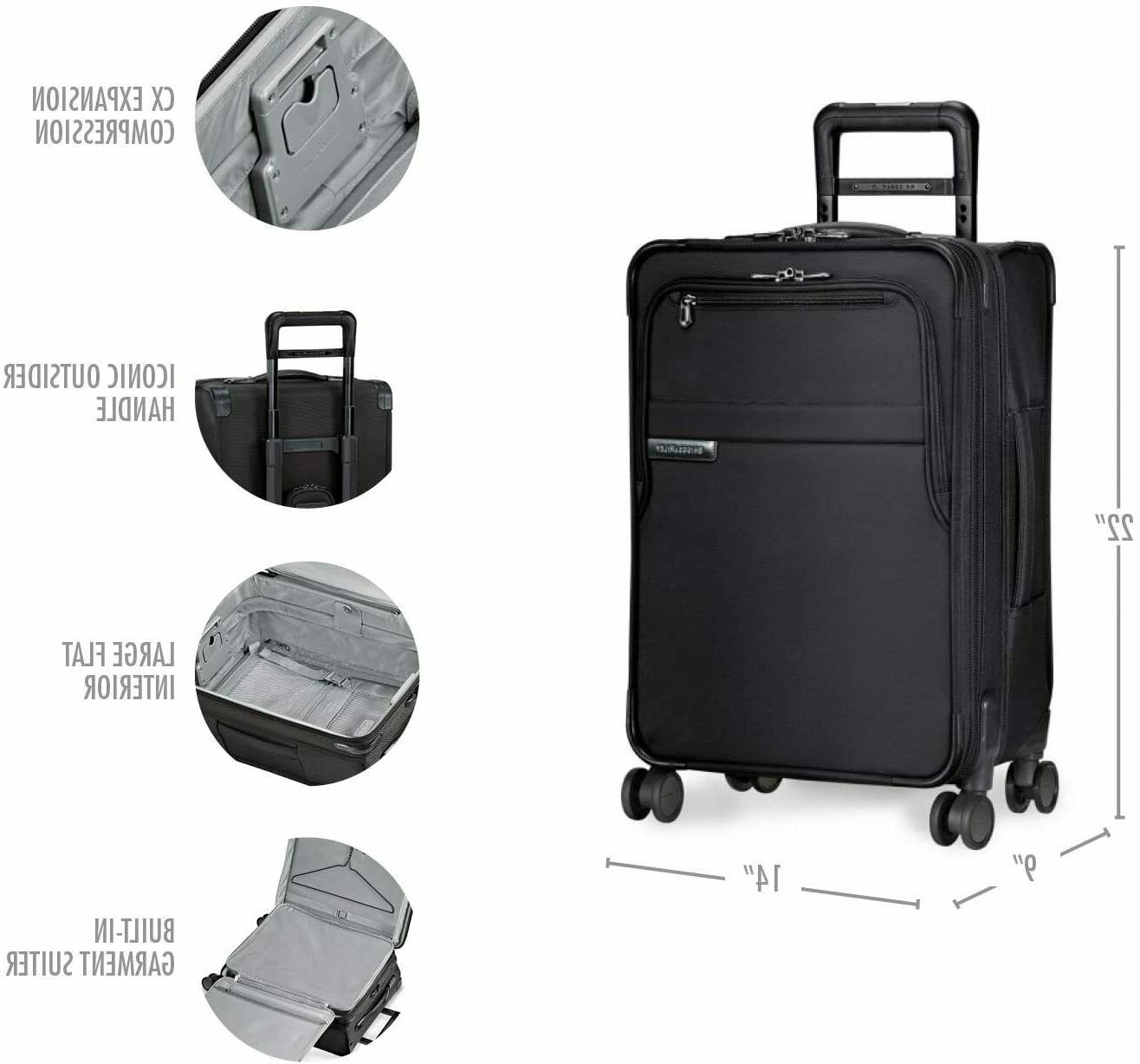 Briggs Baseline Carry-On 4