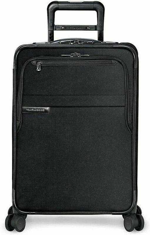 briggs and riley u122cxsp4 carry on expandable