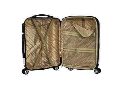 Butterfly Lock Spinner Luggage Set