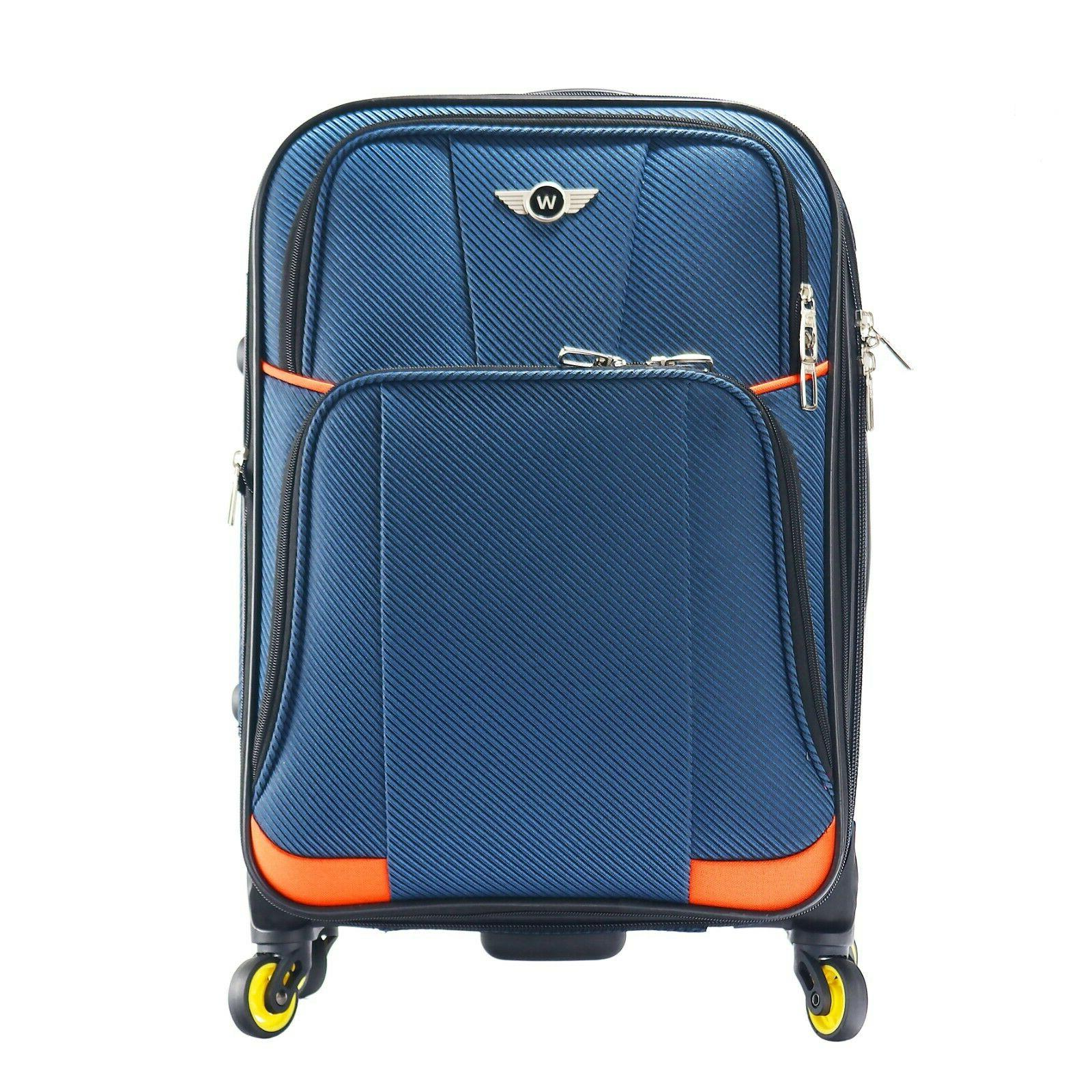 Carry on 22x14x9 Travel Lightweight Expandable
