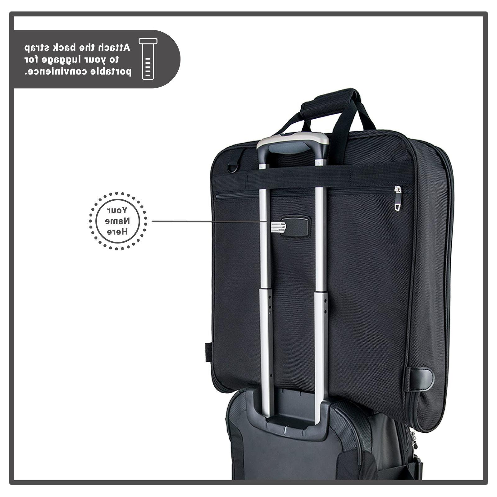 Carry-On Waterproof Travel Garment Suit Luggage