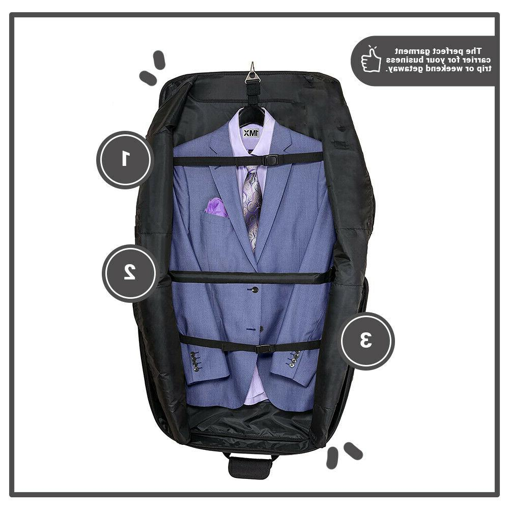 Carry-On Waterproof Travel Suit Luggage