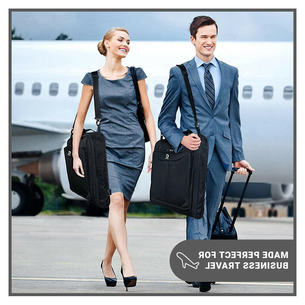 Carry-On Travel Suit Luggage