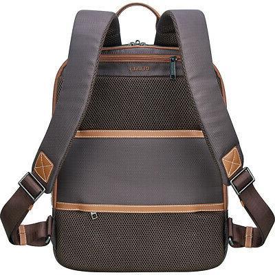 Delsey Chatelet Soft Backpack Colors & Laptop