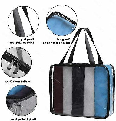 Bagail Clear Bag on Organizers for Travel