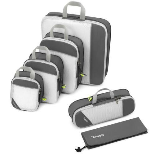 Compression Bags Cube Organizer