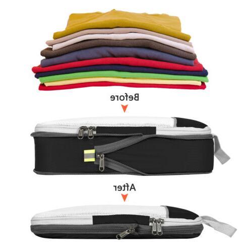 Compression Packing Travel Storage Organizer