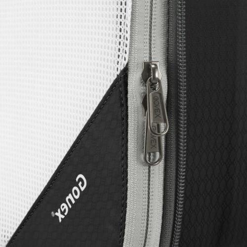 Compression Travel Storage Bags Extensible Cube Organizer Set
