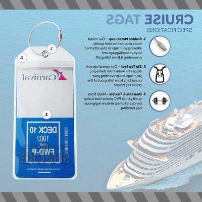 Shacke Cruise Holder Zip Seal And Loops