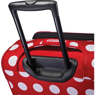 American Minnie Mouse Luggage NEW