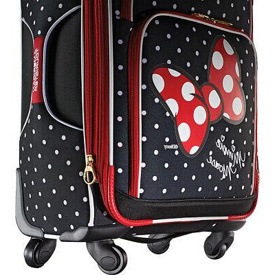 American Tourister Disney Mouse Spinner Luggage