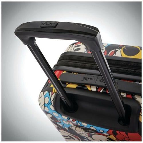 American Disney Aboard Luggage - Piece Set Design