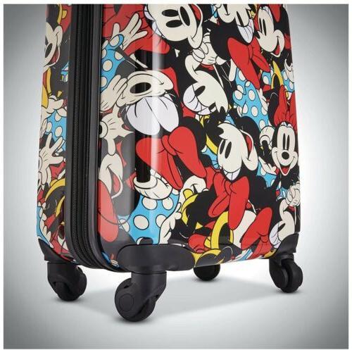 American Aboard Luggage - 2 Piece Design