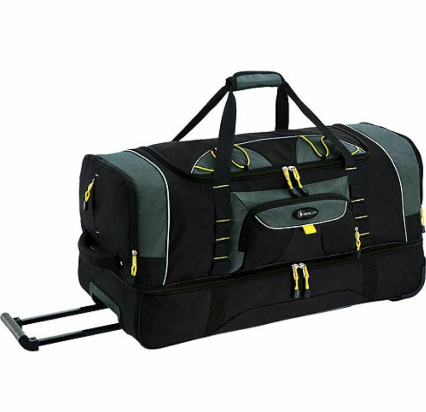duffel bag with wheels 36 big women