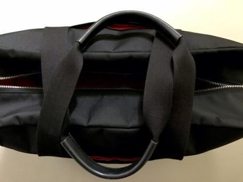duffle bag overnight carry on luggage black