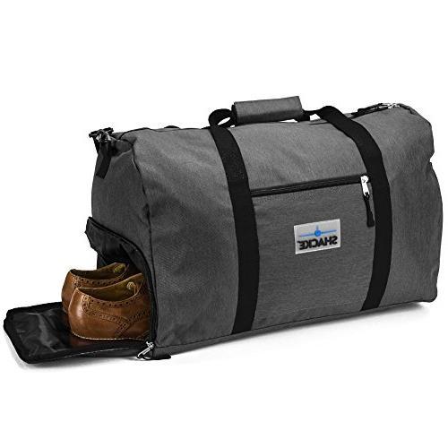 durable duffel flight bag carry