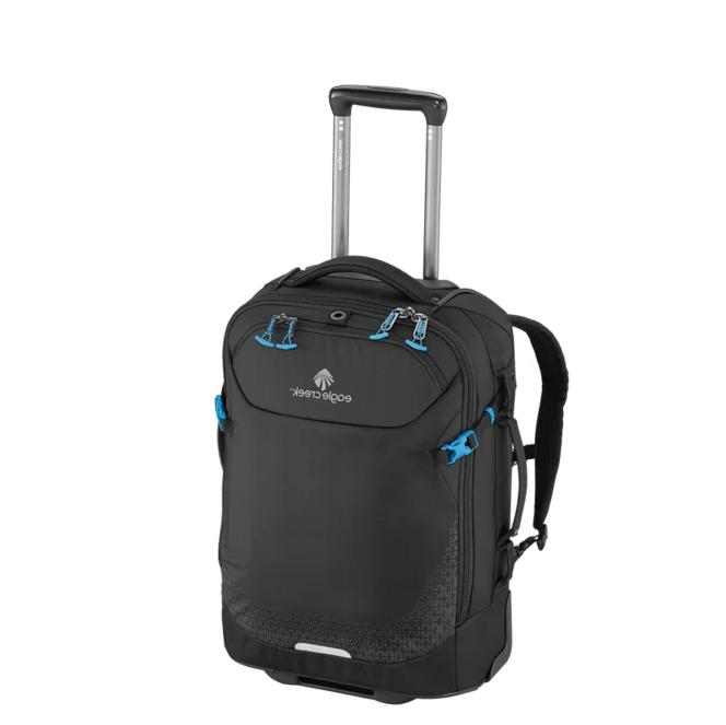 expanse convertible international carry on color black