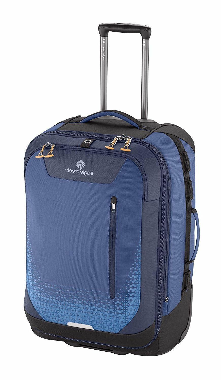 Eagle Expanse On Upright Luggage