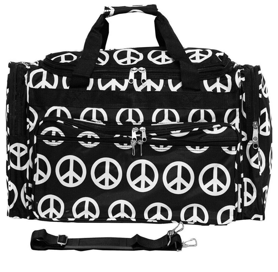 FASHION BAG CARRY-ON BAGGAGE WEEKEND TOTE